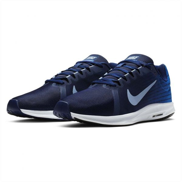 724a78802 Nike Downshifter 8 Running Shoes for Men - Blue Void Indigo