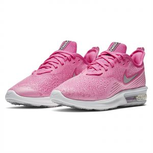 low price discount shop lowest discount Nike air Max Sequent 4 Running Shoes Women Shoes (Fuchsia Pink - 41 EU)