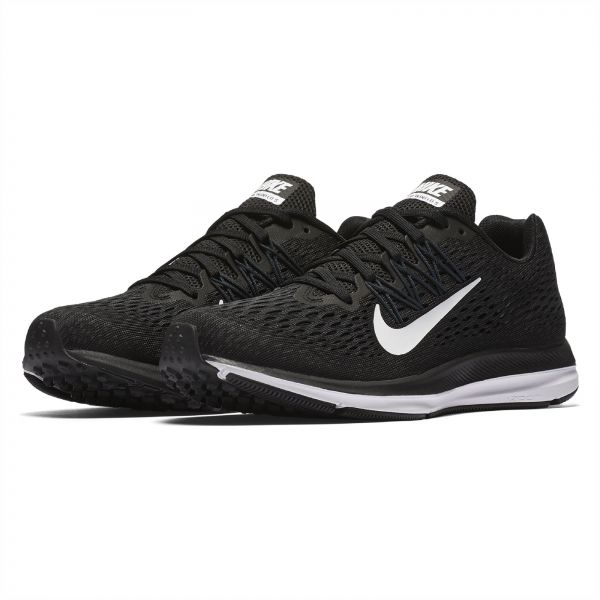 fc264c55a46a2 Nike Zoom Winflo 5 Running Shoes for Women - Black anthracite White ...