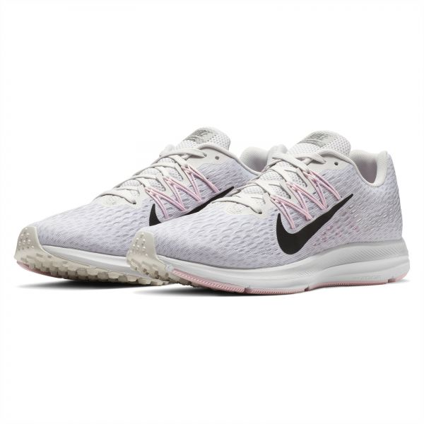 new style b0f5c 1931b Nike Zoom Winflo 5 Running Shoes for Women - Vast Grey/Black Atmosphere