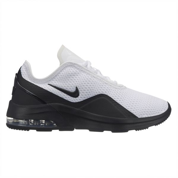 save off 3e025 2a2f5 Nike air Max Motion 2 Running Shoes for Women - White Black   Souq - UAE
