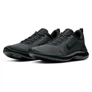 011dea6cc995 Nike Flex Experience RN 8 Running Shoes for Men - Black Dark Grey