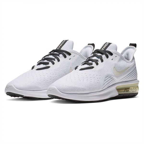 half off cf326 f865e Nike Air Max Sequent 4 Running Shoes for Women - White Pale Ivory-Off  White. by Nike, Athletic Shoes - Be the first to rate this product. 20 % off