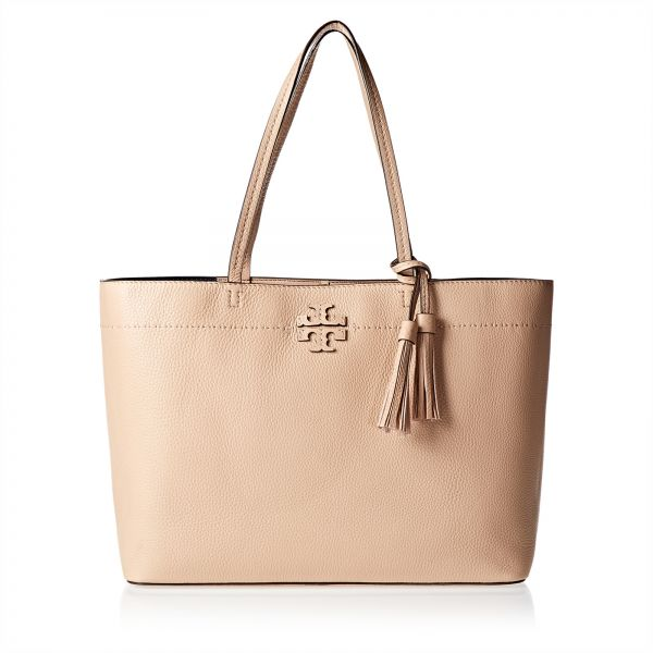 0777b4d4f49 Tory Burch 42200-288 McGraw Tote Bag for Women - Leather