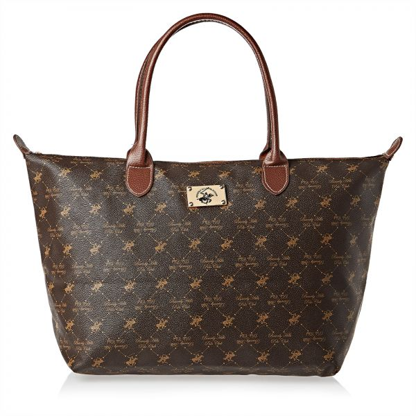 833f6a442b41 Beverly Hills Polo Club BH503VA Tote Bag for Women - Leather