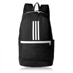 adidas DT2626 3-Stripes Classic Backpack for Men - Black 1719a62e84