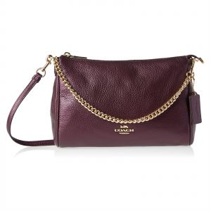 29d7e2fab597f Coach F39207 Carrie Crossbody Bag for Women - Leather
