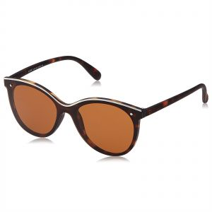 e70765907c7 TFL Cat Eye Sunglasses for Women - Brown Lens