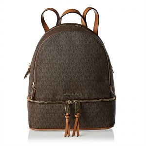 5fd9a5f1eb27 Buy michael signature leather backpack | Beibaobao,Michael Kors ...