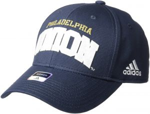 0002e369f7b adidas MLS Los Angeles Galaxy Women s SP17 Fan Wear Sequenced Structured  Adjustable Cap