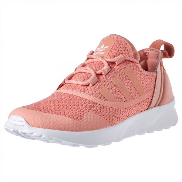 484ed5897 adidas Originals Zx Flux Adv Virtue Sports Sneakers for Women - Trapnk. by  adidas
