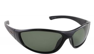 762ef26b5a58 Sea Striker Pursuit Polarized Sunglasses with Black Frame and Grey Lens  (Fits Medium to Large Faces)