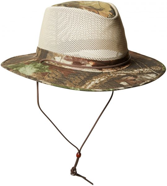 4b821dd9a988a Henschel Hats AUSSIE BREEZER Crushable Hunting Fishing Hat (Timber ...