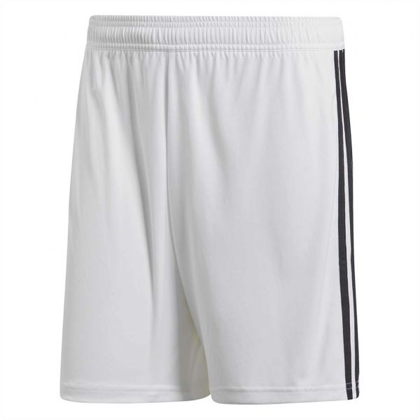 98308063f adidas Weft knitted Juventus 1 4 Home Sports Short for Men - White ...