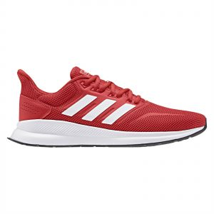 adidas Runfalcon Shoes for Men , Red