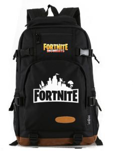 6671b30dc5 Fortnite Gaming Peripherals Oxford cloth School Bags Casual Rucksack  Backpack Waterproof For Kids Teens Casual Backpack Large capacity Backpack  Black