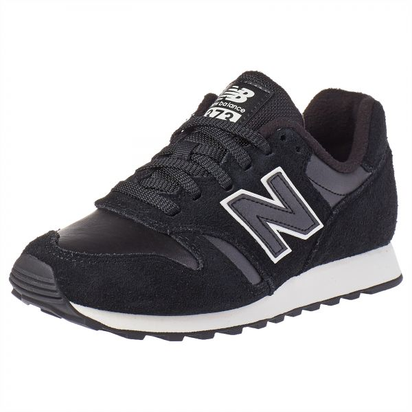 wholesale dealer df630 7009c New Balance 373 Sports Sneakers for Women - Black/White ...