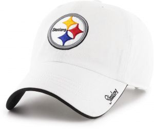 dc01be8abde80 OTS NFL Pittsburgh Steelers Female Accolade Challenger Adjustable Hat