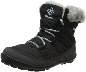 06fe3d769 Columbia Girls  Youth Minx Shorty Omni-Heat Waterproof Snow Boot