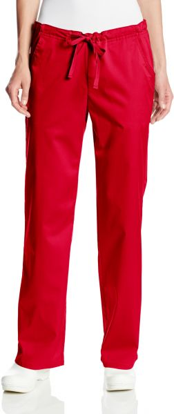 c1885fe30d2 Cherokee Women's Scrubs Luxe Low Rise Drawstring Pant, Red, XXXX-Large. by  Cherokee, Uniform - Be the first to rate this product