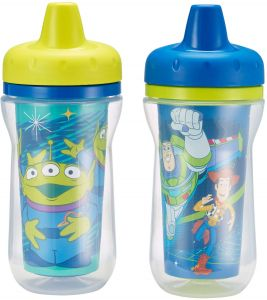 d03cbb91860af The First Years 2 Pack 9 Ounce Insulated Sippy Cup