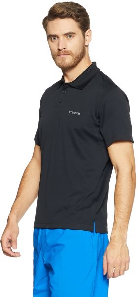 fefa0245997 Columbia Men's New Utilizer Polo, Black, Medium. by Columbia, Tops - Be the  first to rate this product