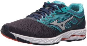 172818551cb4 Mizuno Running Men's Wave Shadow Running-Shoes,Eclipse/Silver,9.5 D US