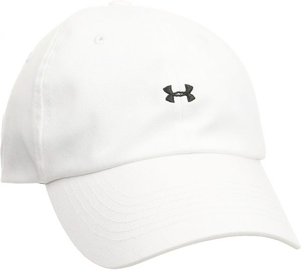 67e5a547061 Under Armour Baseball and Snapback Hat for Unisex - White