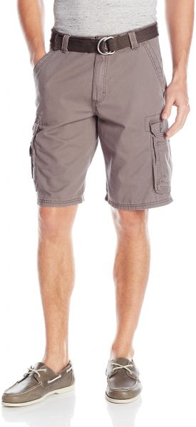 d3701f5a2 شورت واسع للرجال من LEE بحزام جديد - Big and Tall Dungarees New Belted  Wyoming Cargo Short 50
