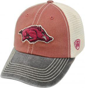 timeless design ee423 5a3b0 Top of the World NCAA Off Road Adjustable Cap, One Size, Cardinal Stone