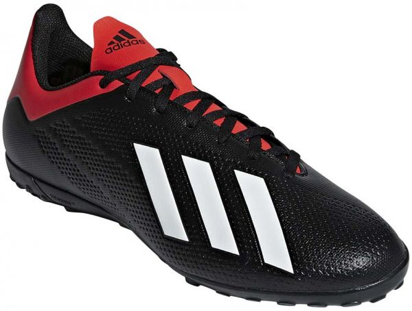 half off 25413 da569 adidas X 18.4 TF Football Shoes for Men - Core Black Off White ...