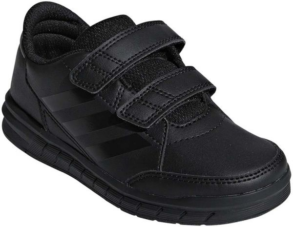 new product f27fe e98c6 adidas Altasport CF K Training Shoes for Kids - Core Black   Souq - UAE