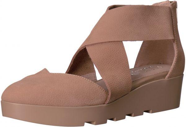 bff4e125a8 STEVEN by Steve Madden Women's Nc-Carlo Wedge Sandal, Taupe, 9.5 M US |  Souq - UAE