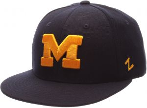 outlet store a6c03 feb41 NCAA Michigan Wolverines Men s M15 Fitted Hat, Navy, Size 7 1 2   KSA   Souq