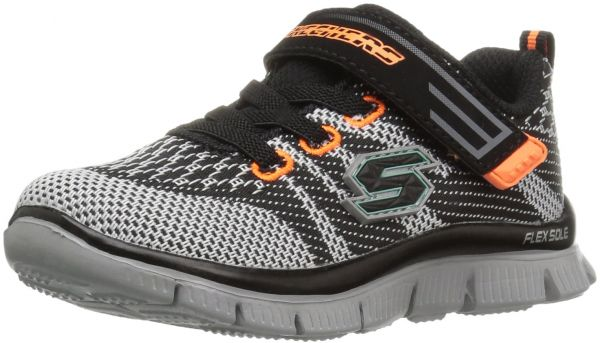464dfd36f0bb Skechers Kids Boys  Flex Advantage-Master Mind Running Shoe