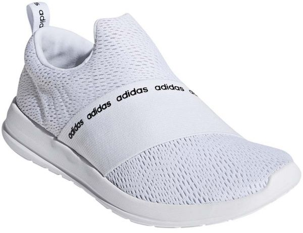 7940a6138c05 adidas Refine Adapt Running Shoes for Women - FTWR White Grey One F17. by  adidas