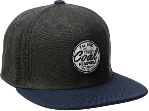 a9e7883f9b4 Coal Men s The Classic Hat Adjustable Snapback Baseball Cap