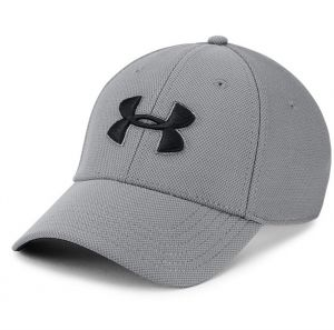1c94a2785d888 Under Armour Blitzing 3.0 Baseball Cap for Men - Graphite Black