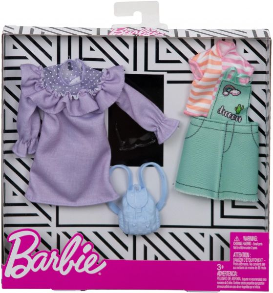 Barbie Fashion set ‫(FYW82_FXJ64)