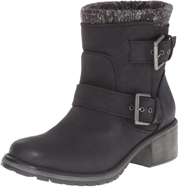 aea62b6e49bff5 Roxy Women's Scout Winter Boot, Black, 10 M US