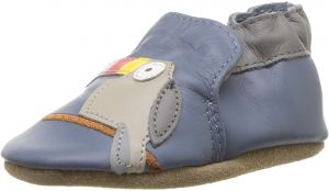 Robeez Boys Soft Soles Crib Shoe Tucan Tom China Blue 12 18 Months M Us Infant Buy Online Baby Clothes Shoes At Best Prices In Egypt Souq Com