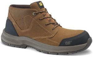 ee1a0fb8952 CATERPILLER SAFETY SHOES MEN S RESOLVE MID COMPOSITE TOE WORK SHOE P91036