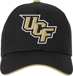 2e820c24cc0 NCAA Central Florida Golden Knights Kids   Youth Boys Basic Structured  Adjustable Hat