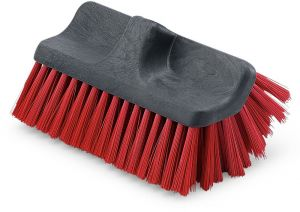 3 Rows 5-3//4 Length 7 Block Size Weiler 74015 Acid Brush with Detachable Handle White Tampico