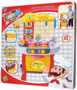 Nan Qi Toys Kitchen Set Toy For Kids 28 Pieces Buy Online At