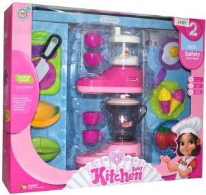 Funny Cook Kitchen Set Toy For Kids 16 Pieces Buy Online At