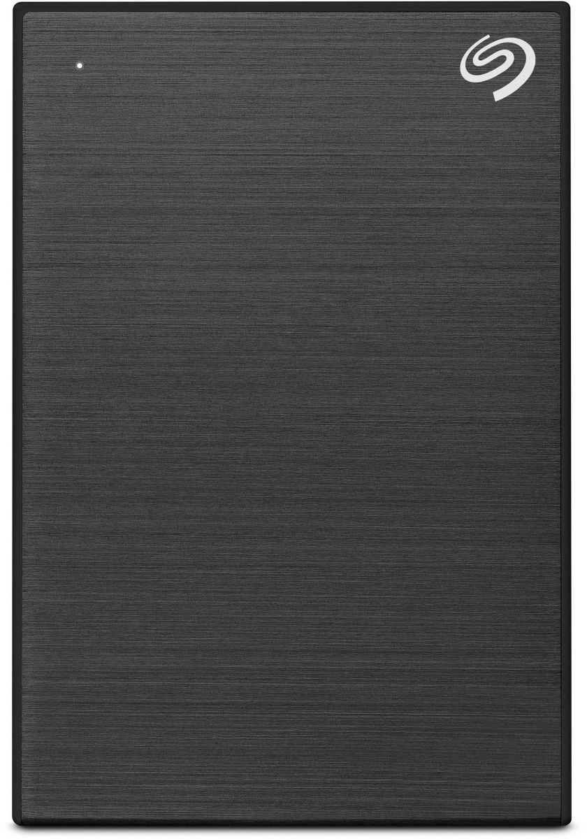 Seagate Backup Plus Slim 2T External HDD USB 3.0 Black PN: STHN2000400