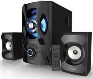 Creative Sbs E2900 2 1 Bluetooth Speaker System With Subwoofer For Tvs And Computers Black Buy Online Speakers At Best Prices In Egypt Souq Com