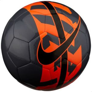 Accesible Pulido Libro  Nike React Football, Size 3 - Black Orange : Buy Online Balls at Best  Prices in Egypt | Souq.com