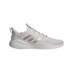 compromiso lb Acercarse  Adidas Fluidflow Textile Metallic Three Side Stripe Front Logo Running  Shoes for Women - Alumina, 39 1/3 : Buy Online Athletic Shoes at Best  Prices in Egypt | Souq.com